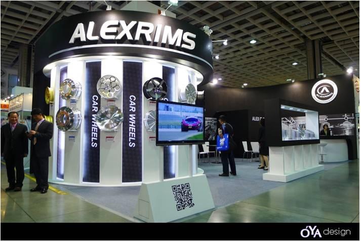 103-0411-不一樣的硬漢美學,Taipei AMPA國際汽車零配件展覽會10