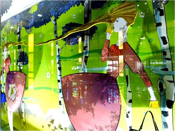 103-0828-戀上星座萬花筒,新光三越X波蘭時尚插畫家Przemek Sobocki-20