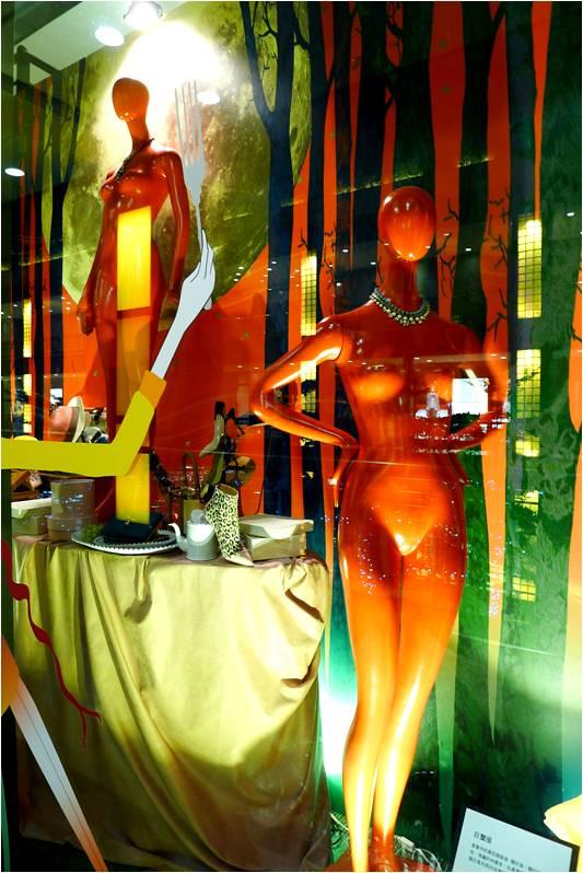 103-0828-戀上星座萬花筒,新光三越X波蘭時尚插畫家Przemek Sobocki-22