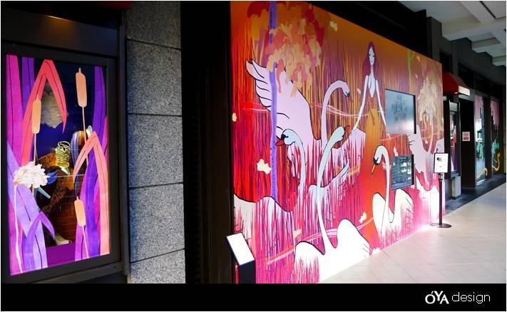 103-0828-戀上星座萬花筒,新光三越X波蘭時尚插畫家Przemek Sobocki-25