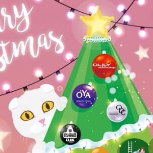 2016聖誕賀卡設計0