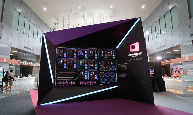 電腦展Computex攤位佈置公司 (2)