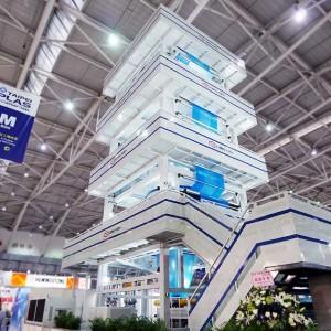 塑橡膠工業展攤位設計&展場佈置 (1)