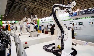 機器人與智慧自動化展攤位設計-(1)