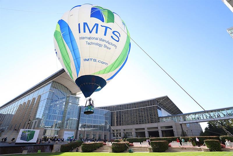 IMTS美國芝加哥工具機展攤位裝潢-(2)