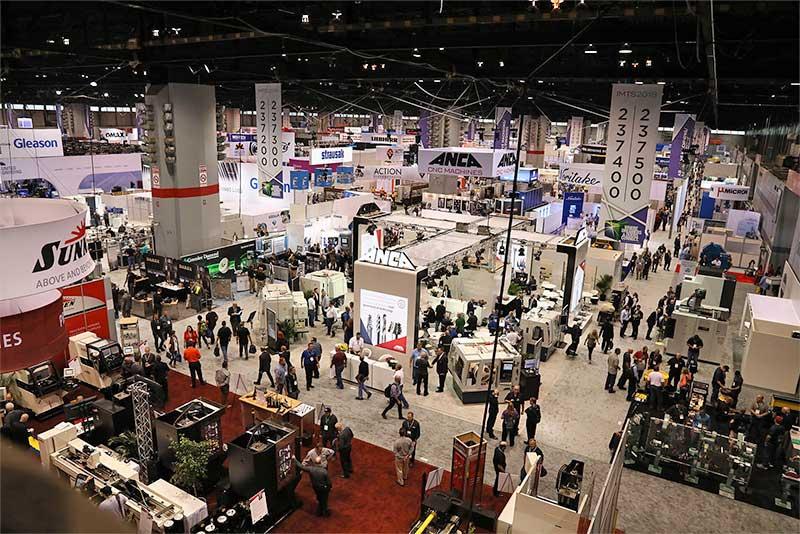 IMTS美國芝加哥工具機展攤位裝潢-(4)
