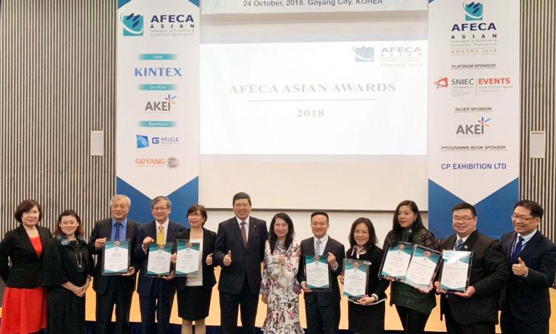 歐立利榮獲亞洲會展獎雙獎-(3)