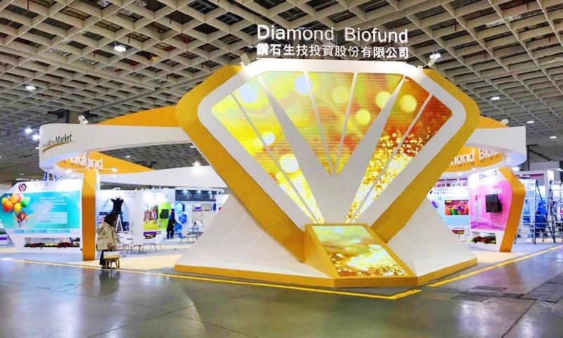 醫療科技展展場設計S
