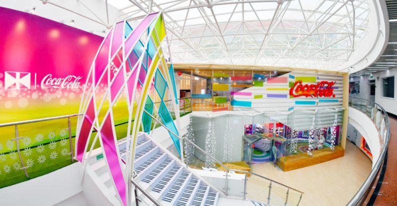 可口可樂 - 歐立利 商業空間設計