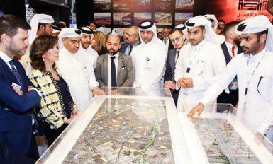 Project Qatar 卡達杜哈國際建材展 - 歐立利 展覽設計公司
