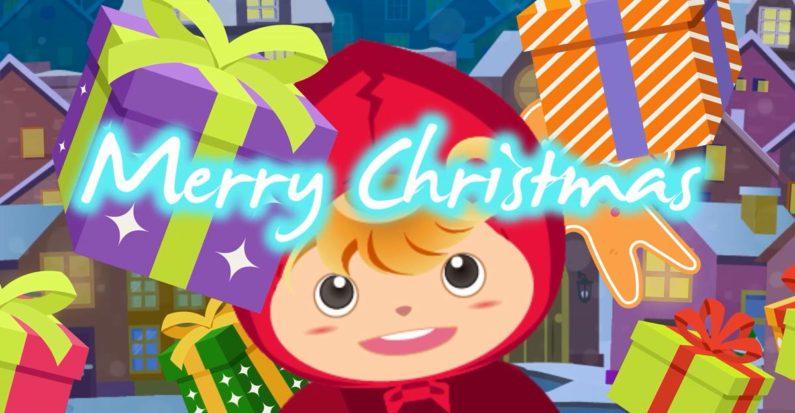 聖誕節賀卡- 歐立利展覽設計