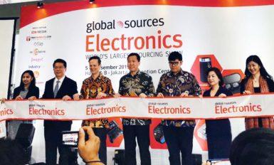 環球資源印尼電子照明產品∕家電用品展 2020 Global Sources Electronics, Indonesia-參展展覽代理