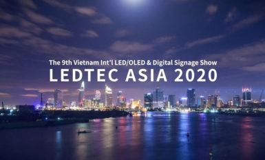 LEDTEC ASIA展覽設計, 代理展覽, 參展諮詢