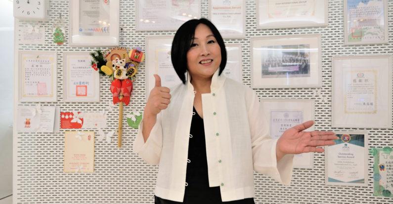 [ 科技部防疫專網_人物專訪_ 許素娟 董事長 ] :疫情求生術!國際會展產業的創生、轉型與挑戰