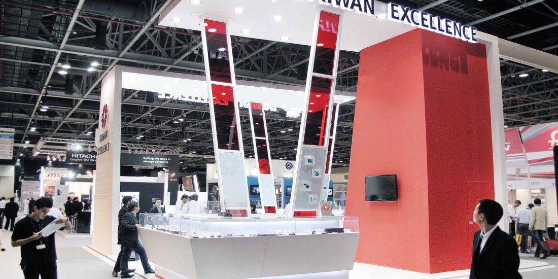 展覽設計 精品質感形塑─歐立利攤位設計公司