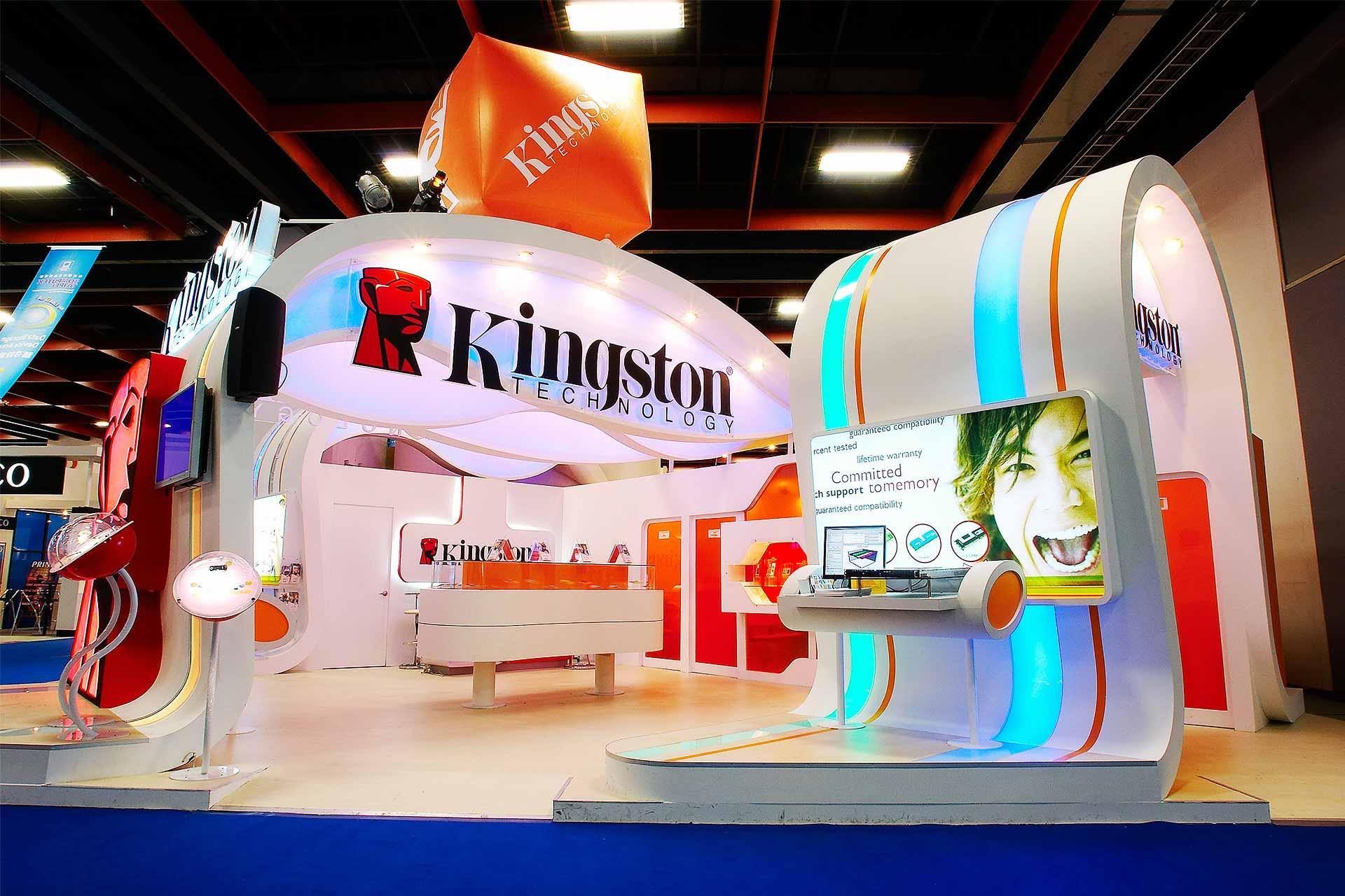 攤位設計 ─ 歐立利展覽設計公司