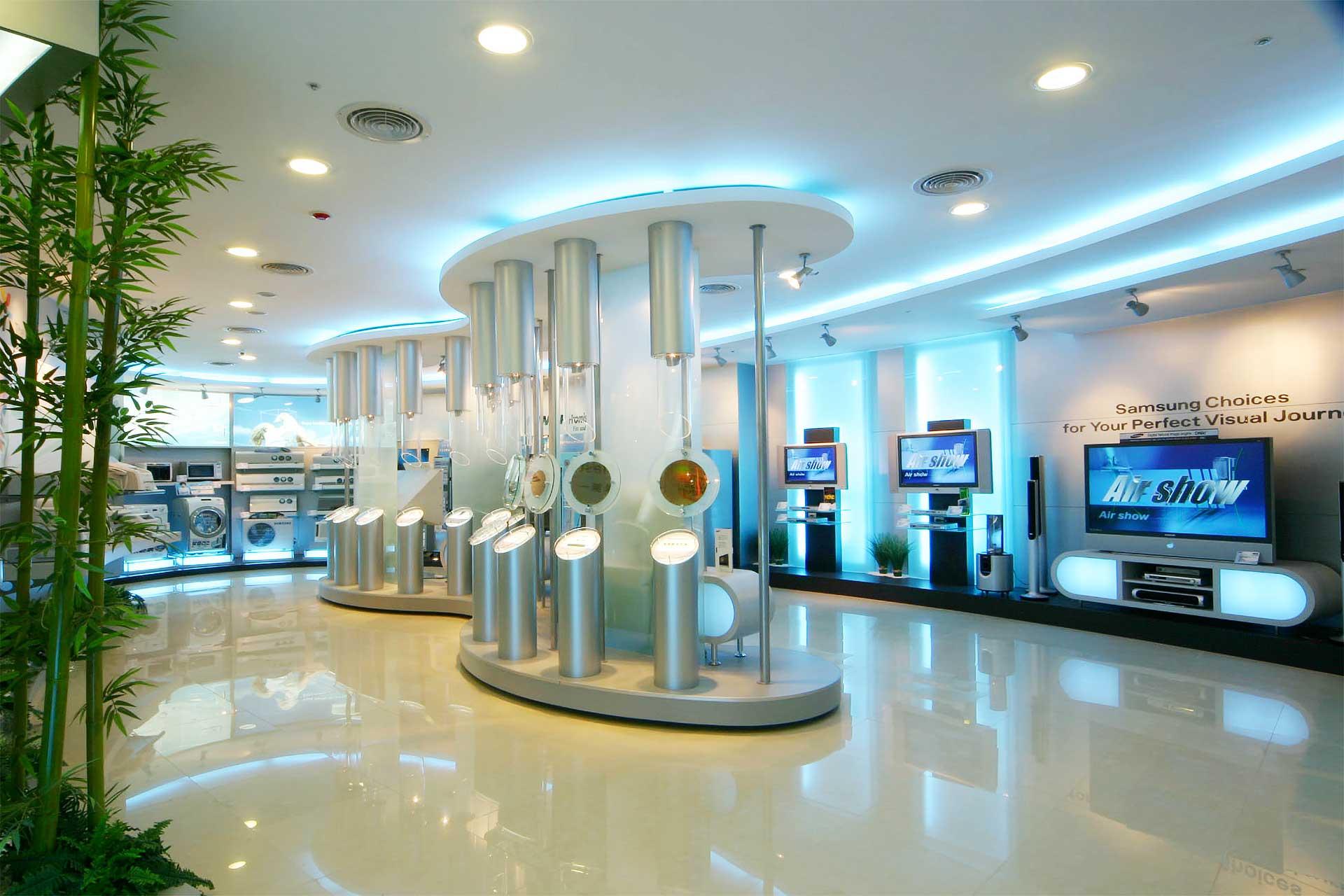 店面設計裝潢 ─ 歐立利商用空間設計