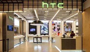 HTC 旗艦店面設計 - 歐也空間 店面設計