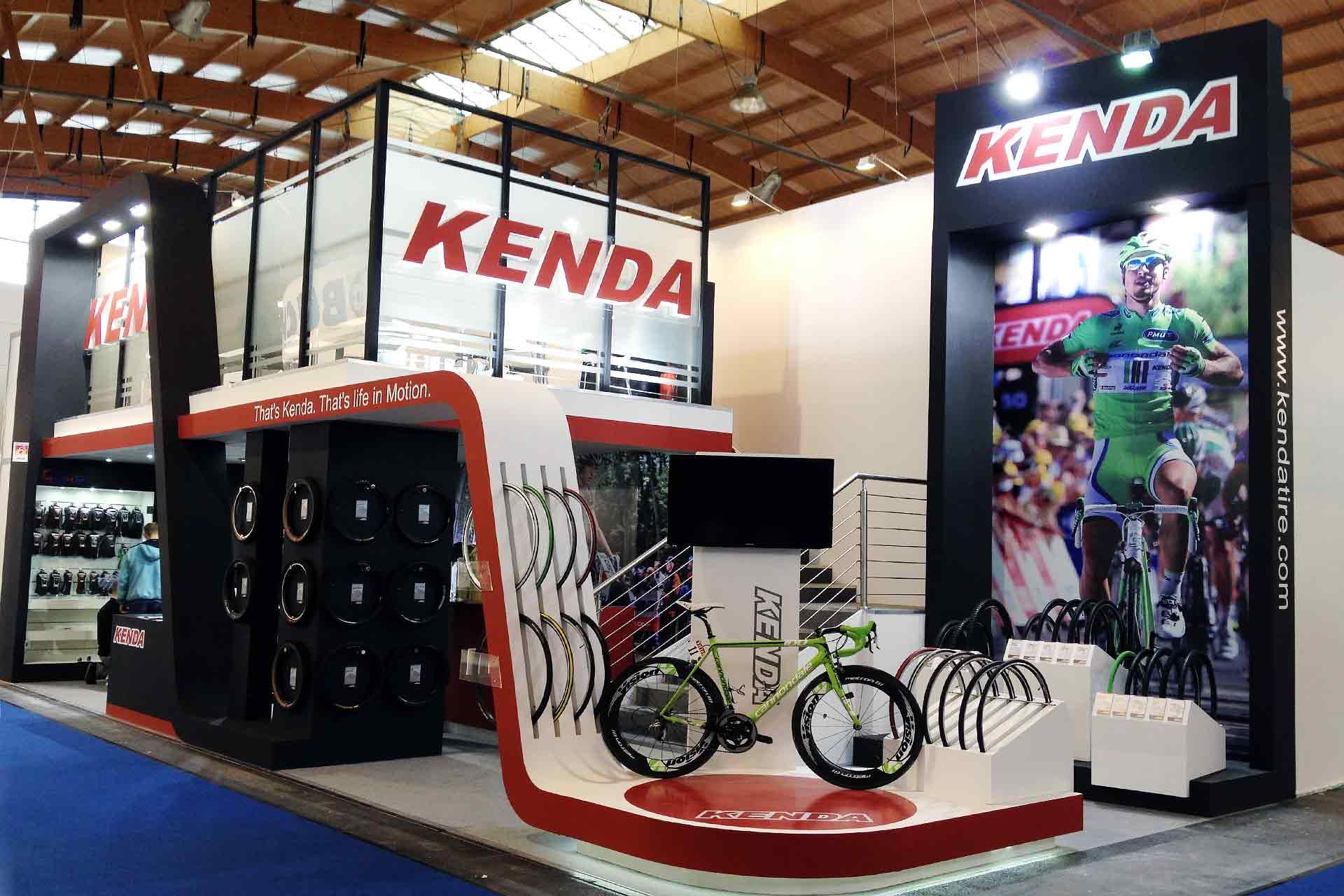 展覽設計 ─ 台北國際自行車展, 運動用品展 展覽設計