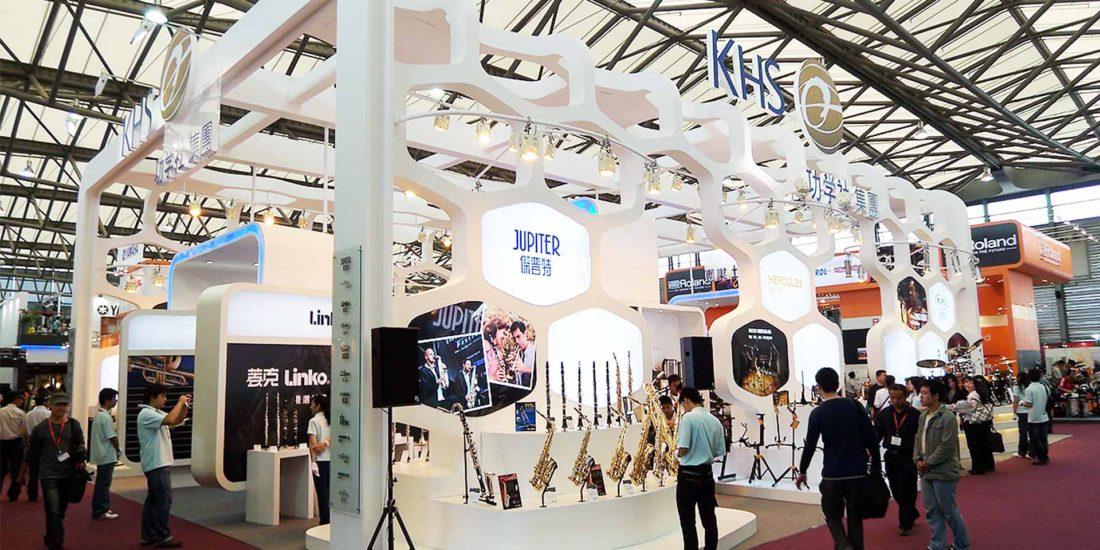 展覽設計 ─ 歐立利展覽設計公司