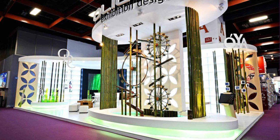 展場設計 ─ 歐立利展覽設計公司