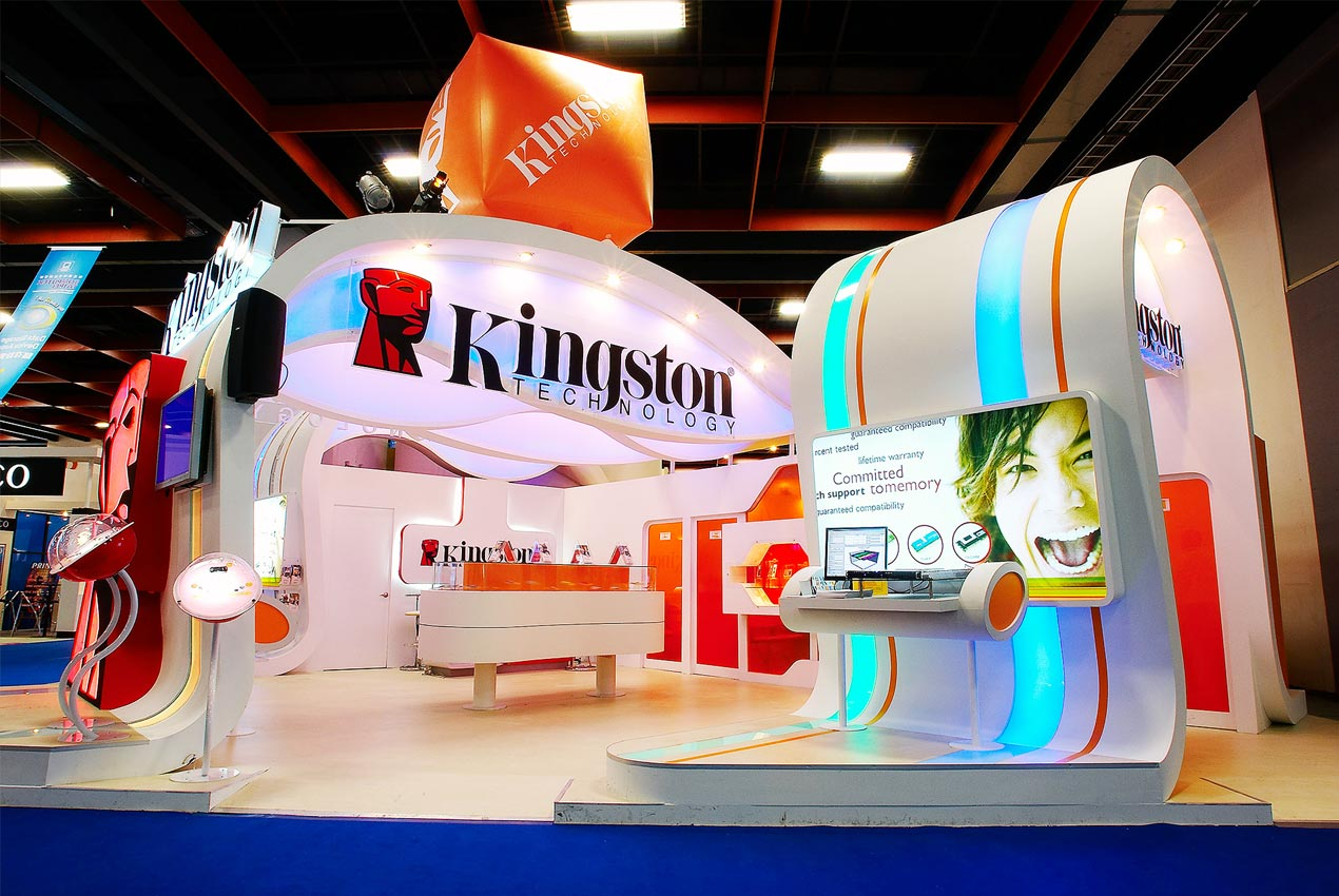 展覽 攤位設計 新穎突破,完整呈現品牌企圖與精神, 最值得推薦的攤位設計作品
