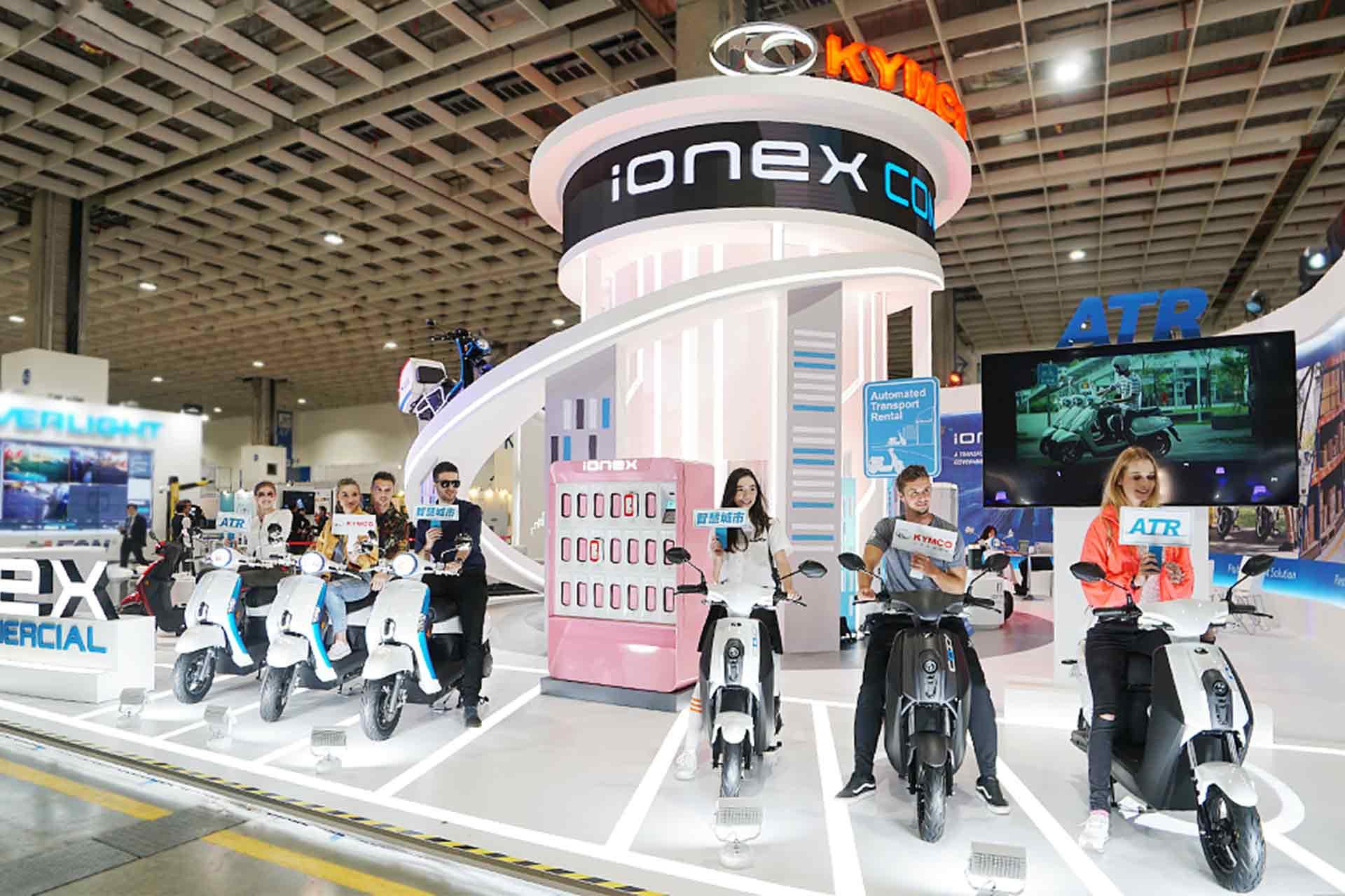 展覽設計 全力打造智慧交通城市意象, 智慧城市展最推薦歐立利展覽設計